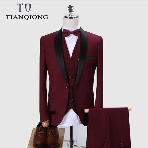 Brand Men Suit  Wedding Suits for Men Shawl