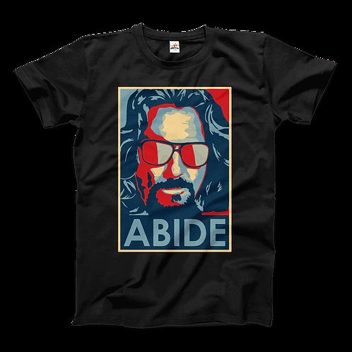 Big Lebowski Abide, Hope Style T-Shirt