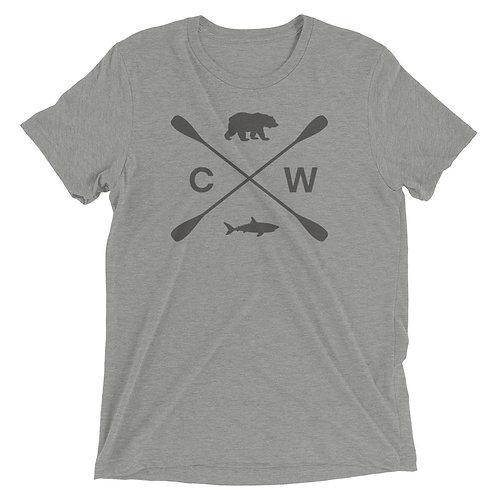 Animal Cross Short Sleeve T-Shirt