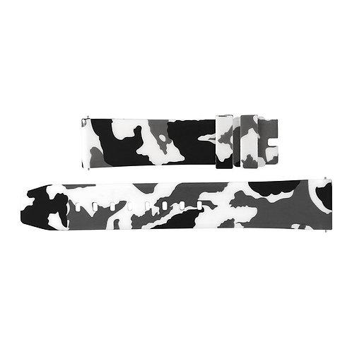 APOLLO Series Strap | WHITE CAMO