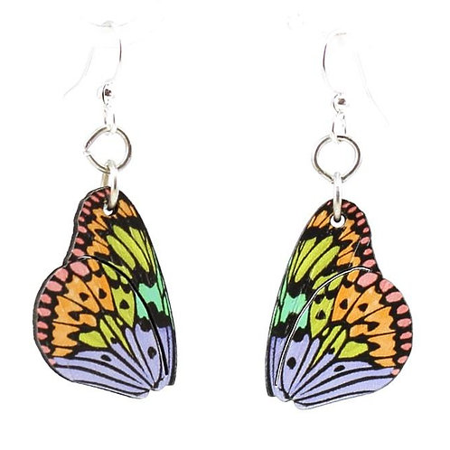 Brilliant Butterfly Wing Blossoms #170