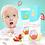 Thumbnail: Children Toothpaste Children's Fluorine Free  Anti-Caries Organic