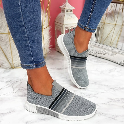 2021 Sneakers  Spring Mesh Breathable Running Walking Womens