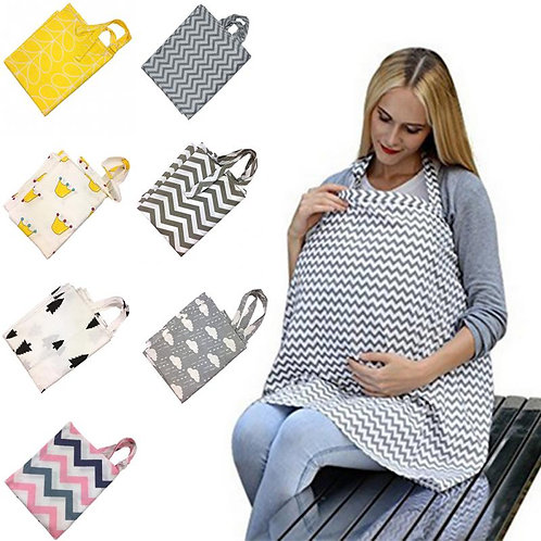 Breathable Mother Breastfeeding Cover Baby Nursing