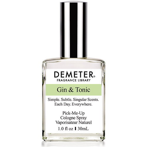 Demeter 1oz Cologne Spray - Gin & Tonic