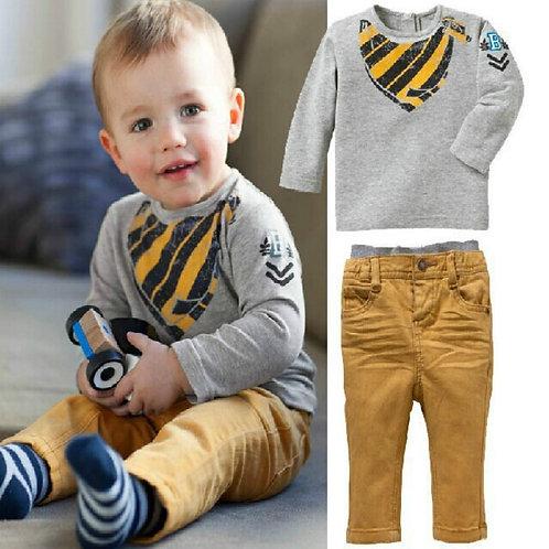 0-5Years/Spring Autumn Children Clothes