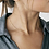 Thumbnail: 17KM Fashion Multi-Layered Snake Chain Necklace for Women