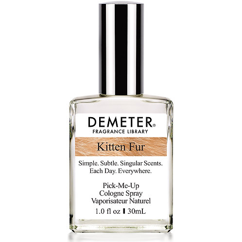 Demeter 1oz Cologne Spray - Kitten Fur