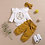 Thumbnail: 3Pcs Baby Girl Clothes Set Newborn