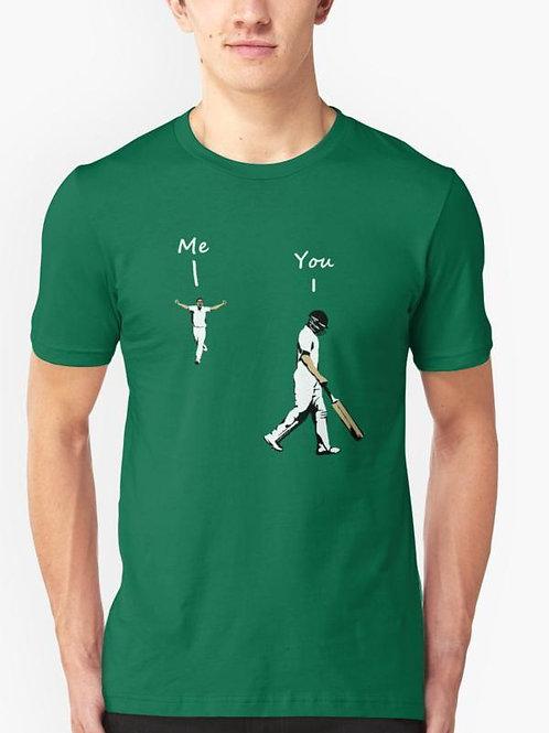 Cricket Green T-shirt