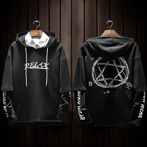 2021 Autumn New Trend Male Sweatshirts