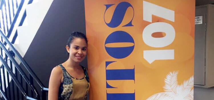Estefania Hernandez   Radio Exittos