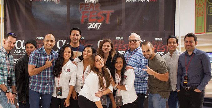 Estefania Hernandez | MiamiFearFest