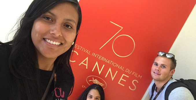 Estefania Hernandez | Cannes