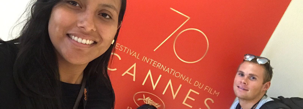 Estefania Hernandez   Cannes