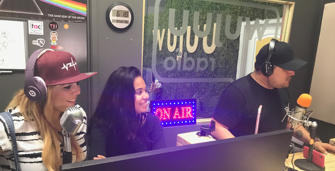 Estefania Hernandez | Radio