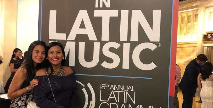 Estefania Hernandez | Latin GRammy