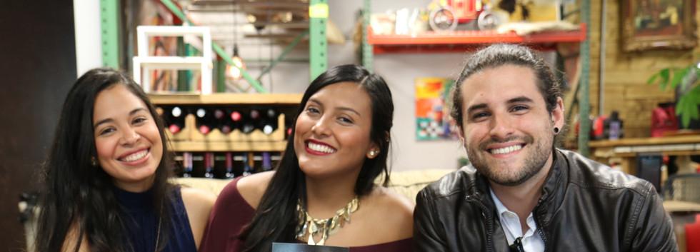 Estefania Hernandez   Interview
