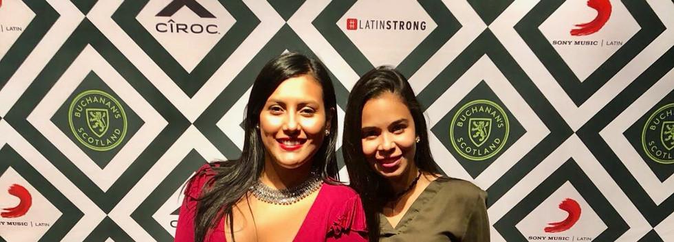 Estefania Hernandez   Latin Grammy