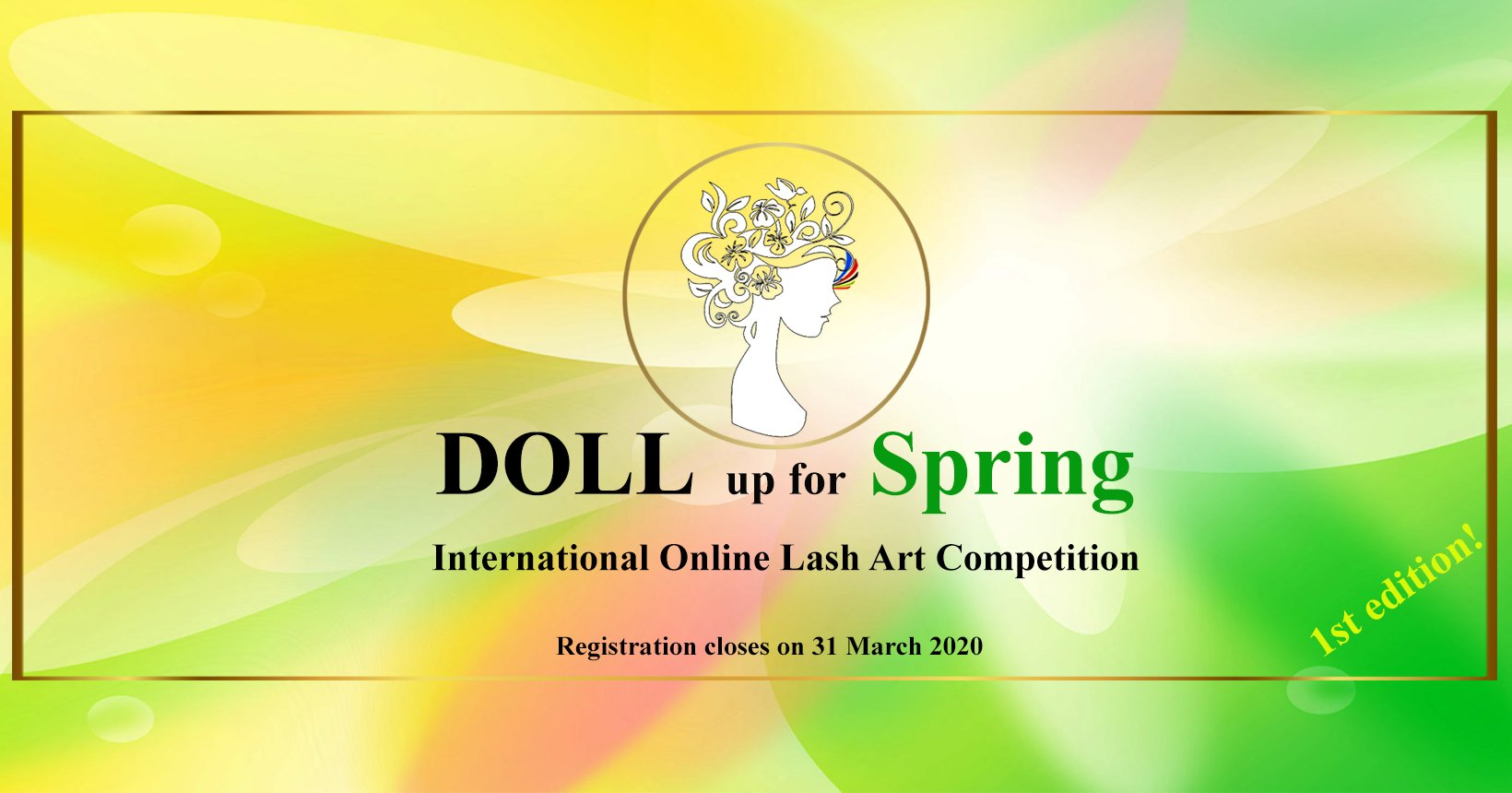 Doll up for spring