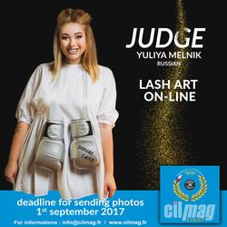 juge Yulia Melnik