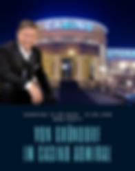 Von Gründorf im Casino Admiral