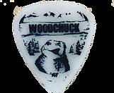 Woodchuck Plektrum in Weiss
