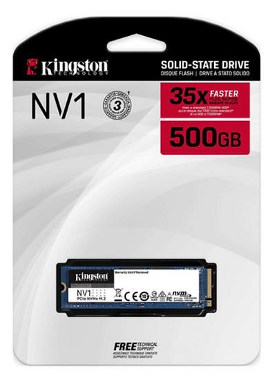SSD KINGSTON NV1  500GB M.2 NVME