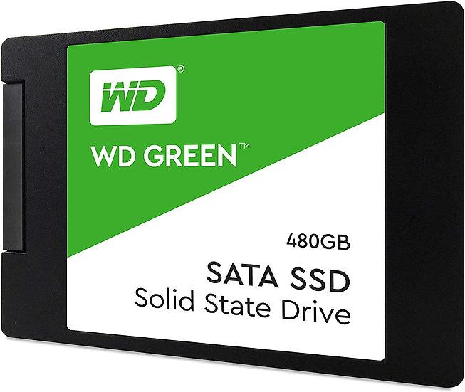 SSD WD GREEN 480GB SATA