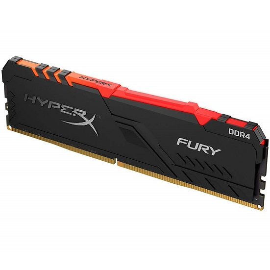 KINGSTON HYPERX FURY 16GB DDR4 3200MHZ RGB