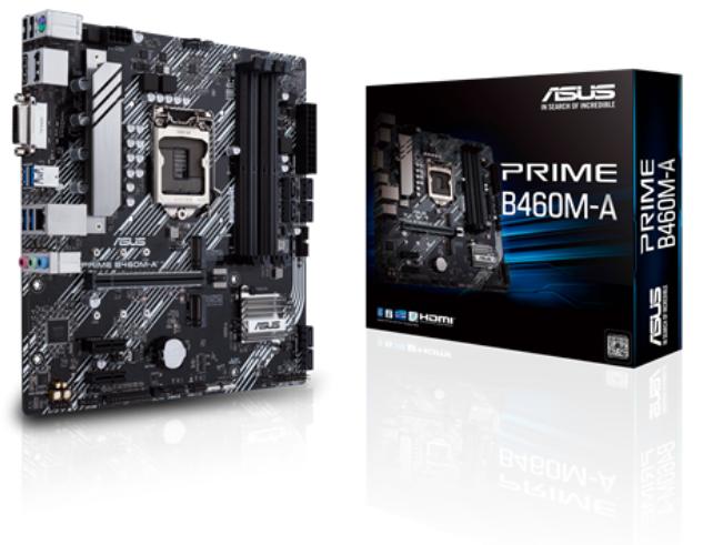 ASUS PRIME B460M-A (10MA)