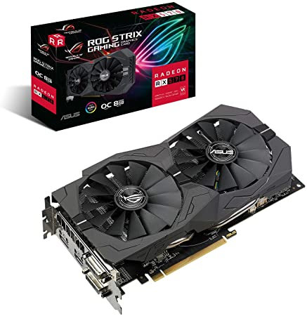 ASUS ROG STRIX RX570 8GB