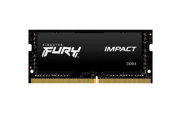 SO-DIMM KINGSTON FURY IMPACT 8GB DDR4 3200MHZ