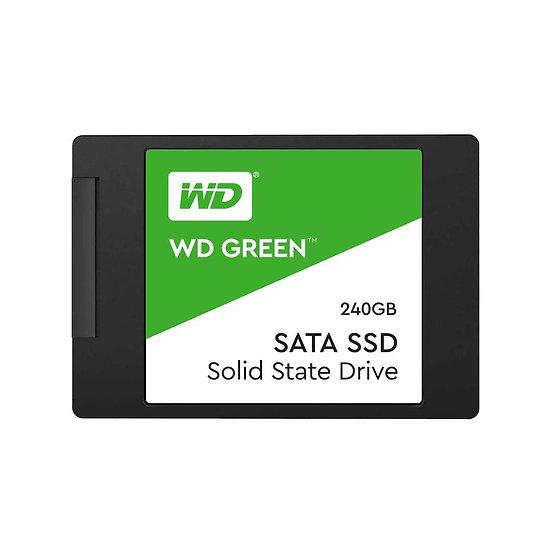 SSD WD GREEN 240GB SATA