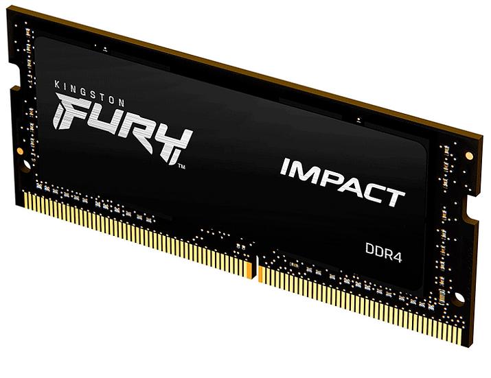 SO-DIMM KINGSTON FURY IMPACT 16GB DDR4 3200MHZ
