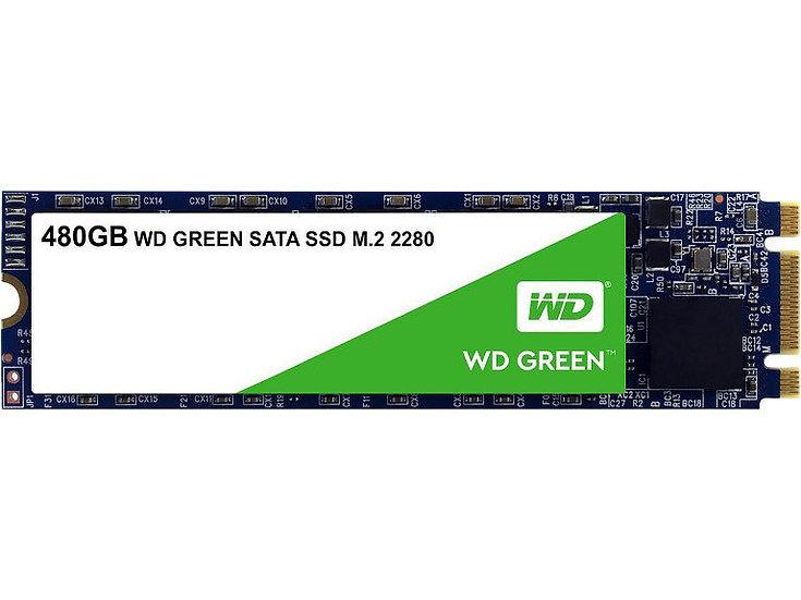 SSD WD GREEN 480GB M.2