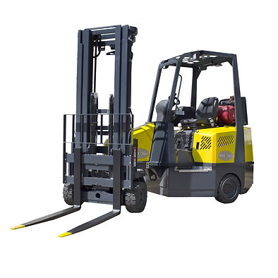 Aisle master articulated forklift for sale
