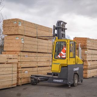 Combilift timber