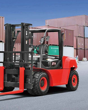 diesel forklift lift truck for sale