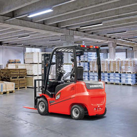Hangcha Electric Forklift
