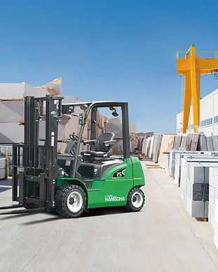 Battery electric forklift for sale