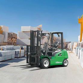 Hangcha Lithium-Ion Forklift