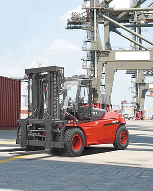diesel forkift container buy