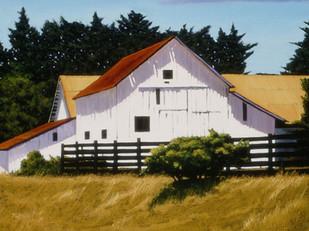 Barn at the Crossroads
