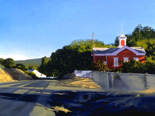 Old Schoolhouse, Nicasio