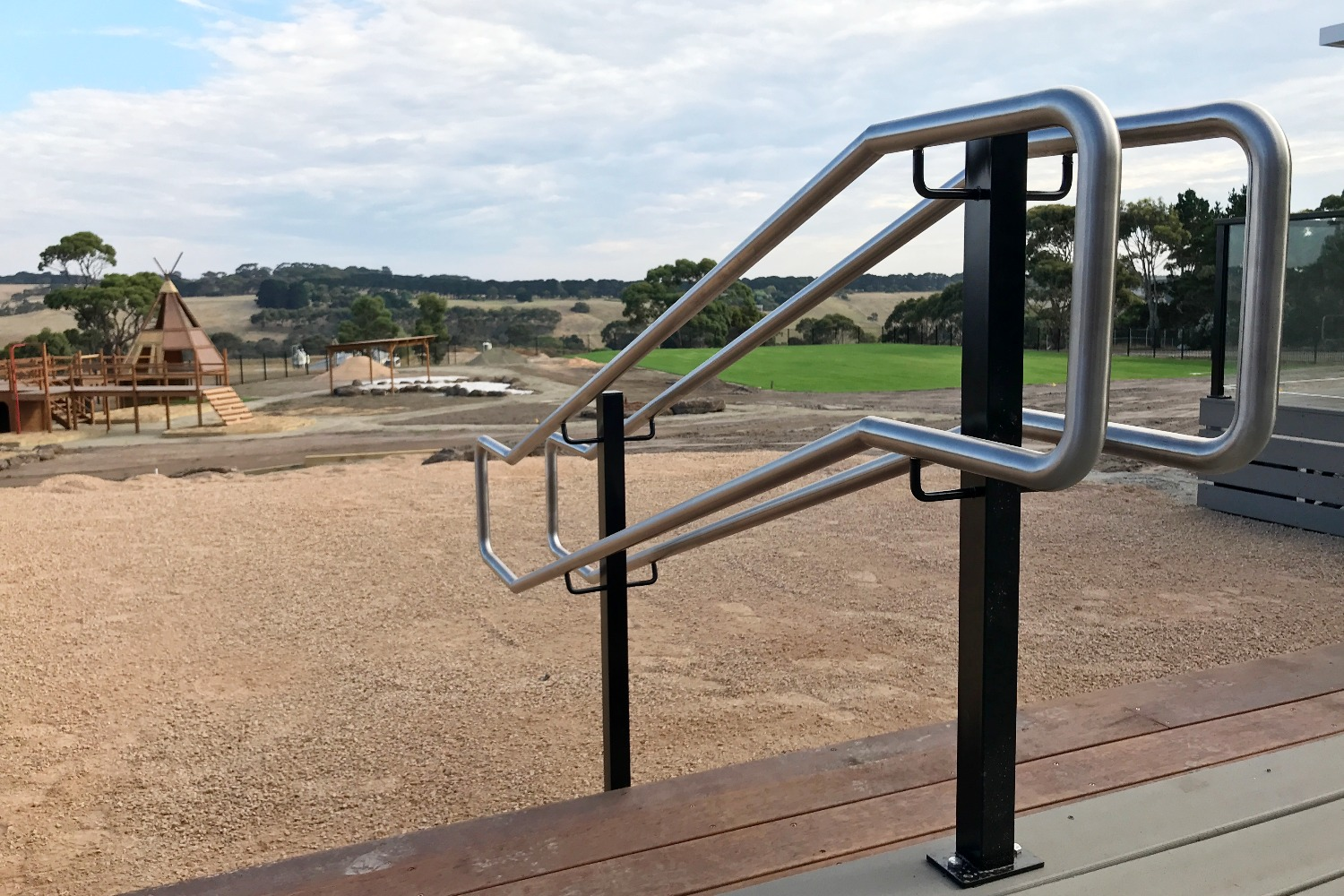 Stainless Grab Rails