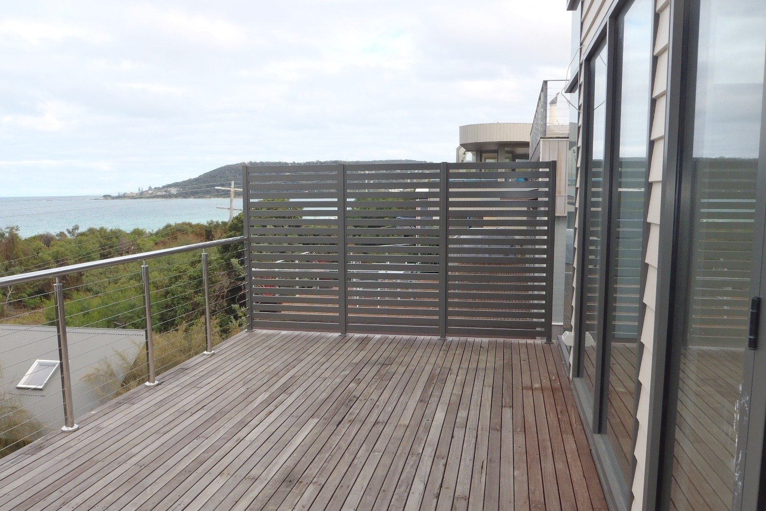 Aluminium Screen