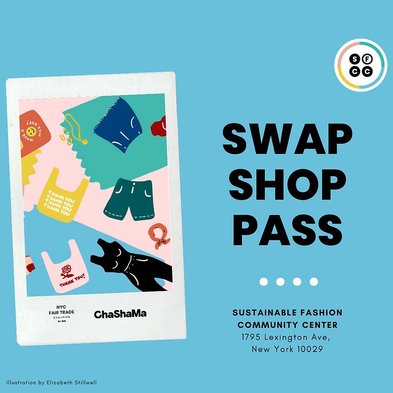 5/13 - SFCC Swap Shop Pass