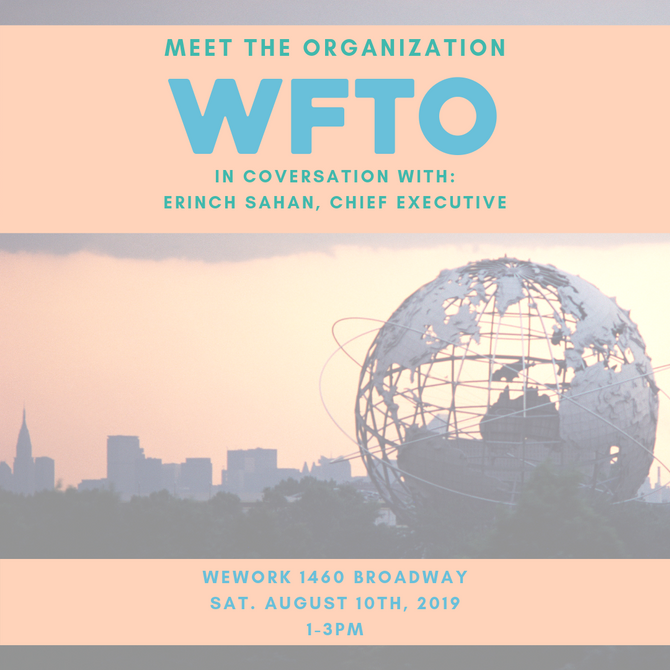 8/10 - Meet the Organization: WFTO
