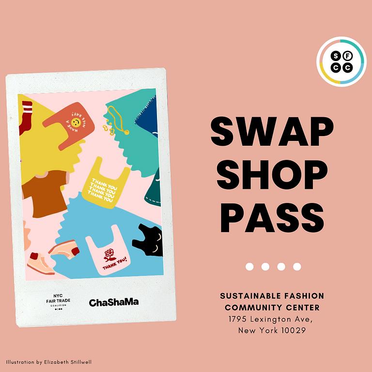 5/16 - SFCC Swap Shop Pass